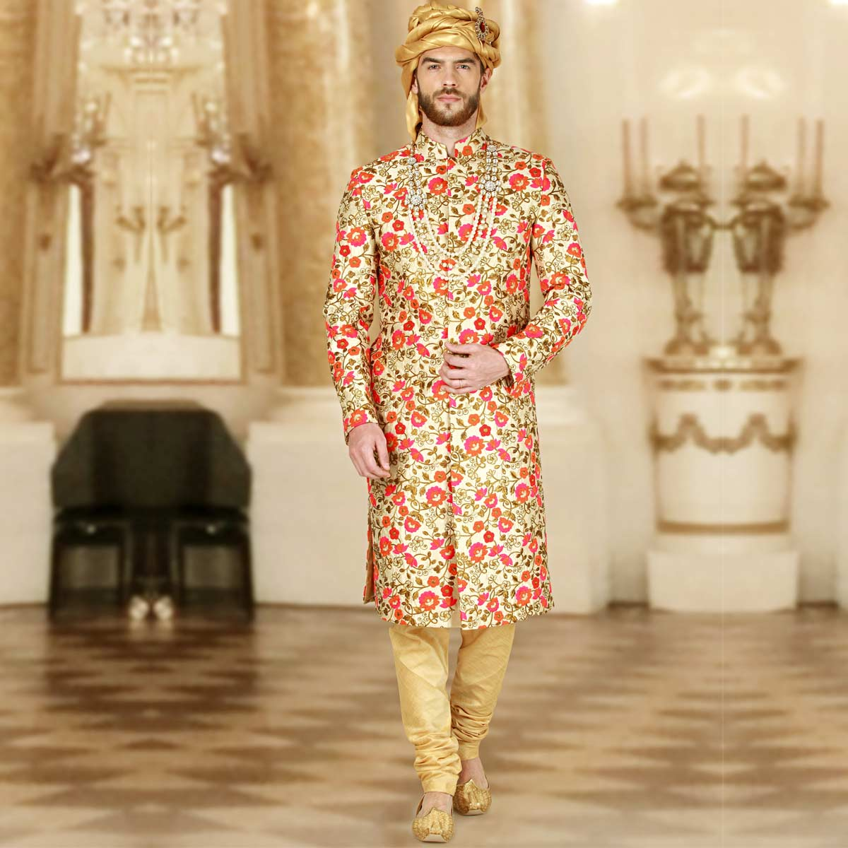 Sherwanis - Nihal Fashions